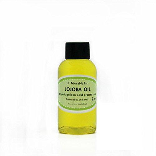 JOJOBA OIL Golden Pure & Organic You Pick Size (2 oz)