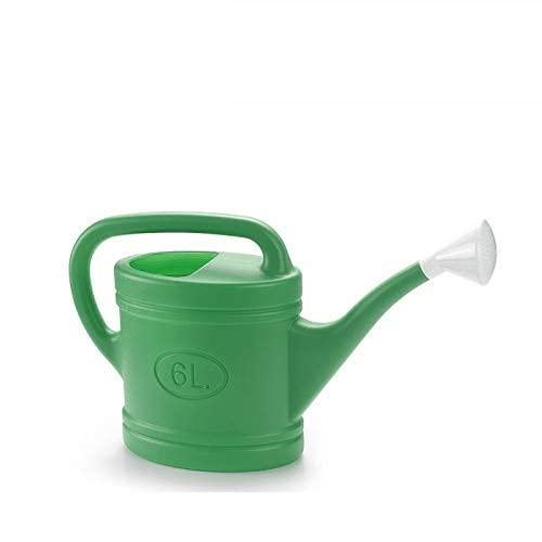 CABLEPELADO Regadera de plastico 6 Litros Verde