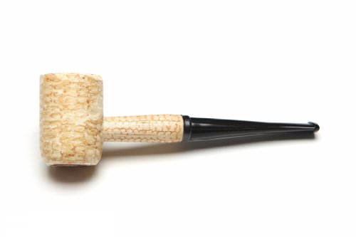 Missouri Meerschaum - Washington Corn Cob Tobacco Pipe - 5th Avenue, Straight Bit