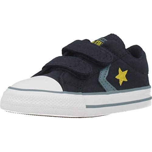 Converse Star Player 2V Canvas OX Sneaker Kind Blau - 20 - Sneaker Low