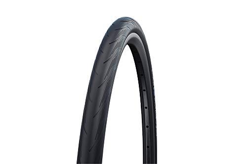 Schwalbe Spicer Plus Fahrradreifen, Schwarz, 28x1.50