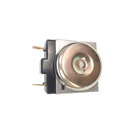 COMOK AC 125V 15A 15 Minutes Delay Timer Switch 2 Pin Time Controller Timer DKJ/1-15 for Electronic Microwave Oven