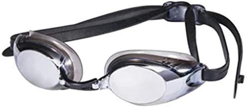 Aquafeel Schwimmbrille Glide Mirror - silber (silber)
