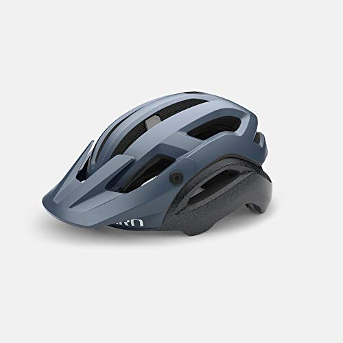 Giro Manifest Spherical Adult Mountain Bike Helmet - Matte Grey, Medium (55–59 cm)