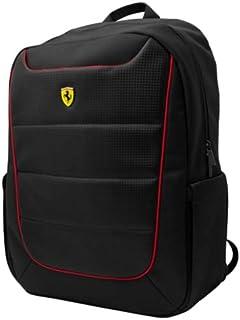 Ferrari 15 Inch New Scuderia Laptop Bag - Black
