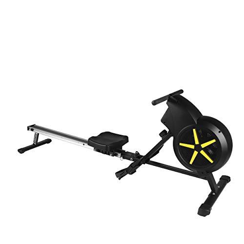 JLL Ventus 1 Air Rower, máquina de Remo Modelo 2020, Entrenamiento...