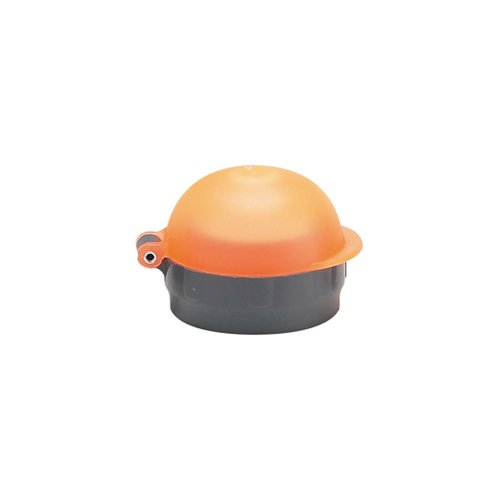 LAKEN Bouchon Hit Orange pour Bouteilles en Aluminium
