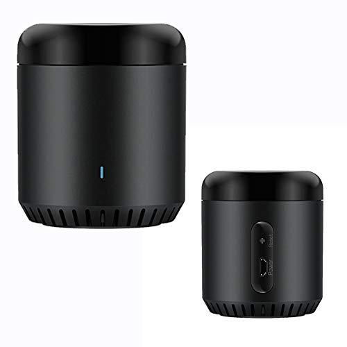 Universal-WIFI Radio Control intelligenter intelligente IR/RF-Fernbedienung, App Steuerung Kompatibel mit Alexa Controlled für Heimgeräte TV, Klimaanlage, DVD