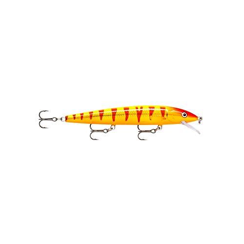 Rapala Husky Jerk® Suspending Fishing Lure   12 cm   13g (Clown Gold)