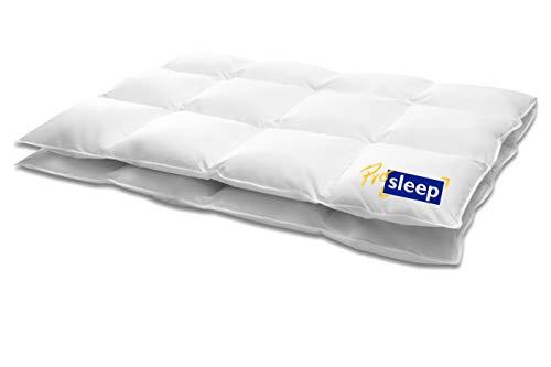Hanskruchen Pro Sleep Komfort Kassettendecke, Medium, Baumwolle, 155 x 220 cm