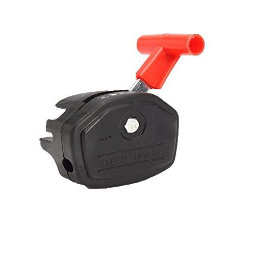 TopHomer - Interruptor universal para cortacésped