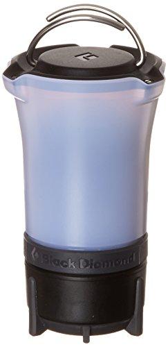 Black Diamond Voyager Lampe Frontale Mixte Adulte, Noir Mat