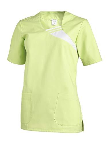 LEIBER Damen Schlupf-Jacke - kurzarm -  Gr:- M, Farbe:- Hellgrün