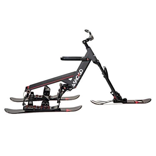 Sno-Go 2019 Ski Bike Glacier Grey (Matte)