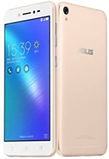 Asus ZenFone Live ZB501KL Dual SIM - 16GB, 2GB RAM, 4G LTE, Shimmer Gold