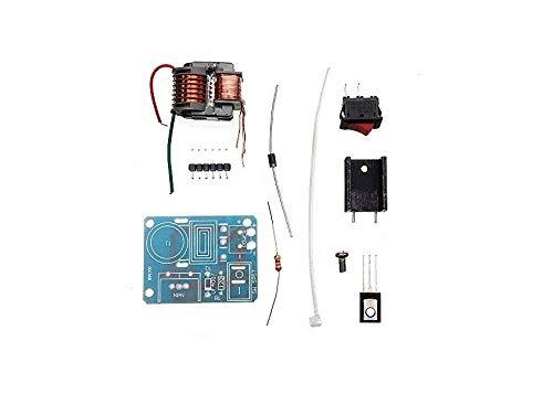 MYAMIA 3Stk Invertierter Step-up-Hochspannungs-Generator-Bogen-Spule-Modul 15Kv Hochfrequenz-Transformator-Kit