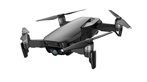 DJI Mavic Air - Dron con cámara para grabar videos 4K a 100 Mb/s y Fotos HDR, 8 GB de almacenamiento intero - Negro