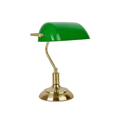 JJZXD Lámparas diseñadas Antiguos for dormitorios Living Room Oficina Mesilla de Noche Mesa Lateral/Fin, adecuados for el Dormitorio, Estudio, Sala de Estar de la lámpara