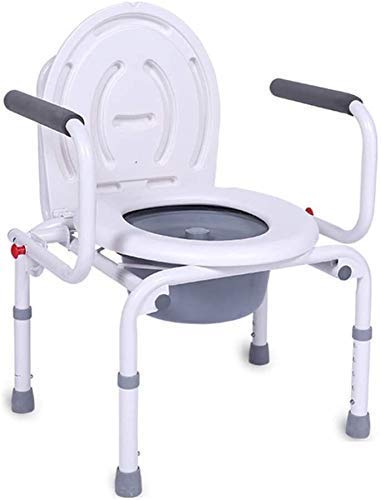 Home Portable Adjustable Shower Bath Chair Pregnant Women Household Toilet Seat Commode Chair Reinforced Toilet Booster 94