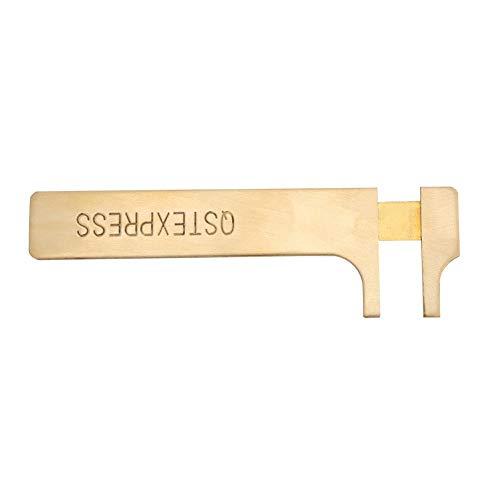 Calipers, Caliper Tool Vernier Caliper, Calibradores de medición Calibradores Herramienta de medición Calibrador digital, Calibrador Herramienta de(Double scale 80mm)