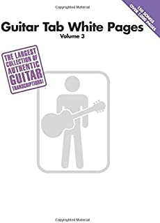 Best guitar white pages Reviews