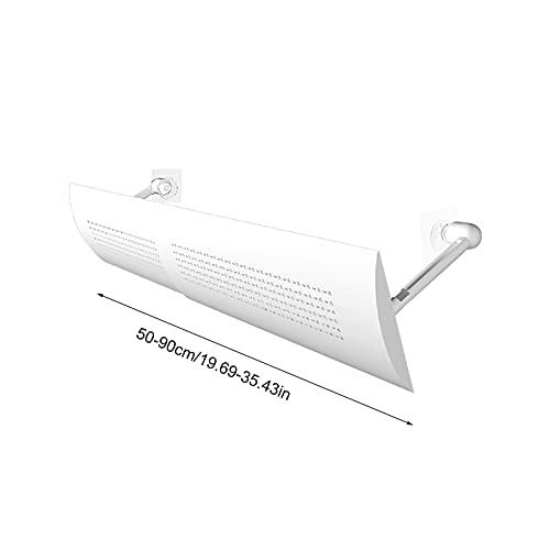 Deflettore dell'aria Universale Hollow Anti Direct Blowing Air Condition Air Director Deflettore Deflettore Scudo regolabile Condizionatore d'aria regolabile Parabrezza # 36 . per Casa ( Color : B )