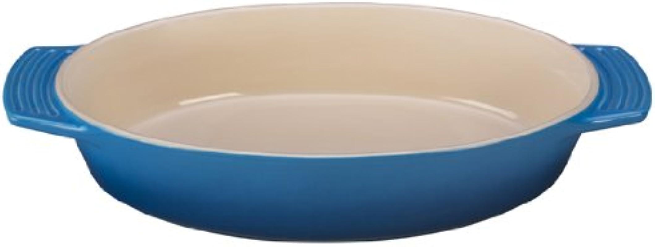 Le Creuset Stoneware Oval Dish 3 1 2 Quart Marseille