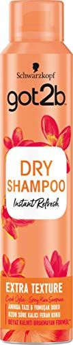 Schwarzkopf got2b Fresh It Up Lush Floral Texturizing Dry Shampoo 200 ml