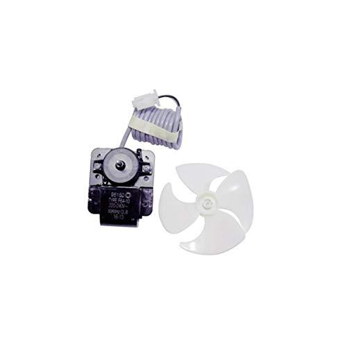 Recamania Motor Ventilador frigorífico Electrolux ENB40405W 2260065319-2260065160