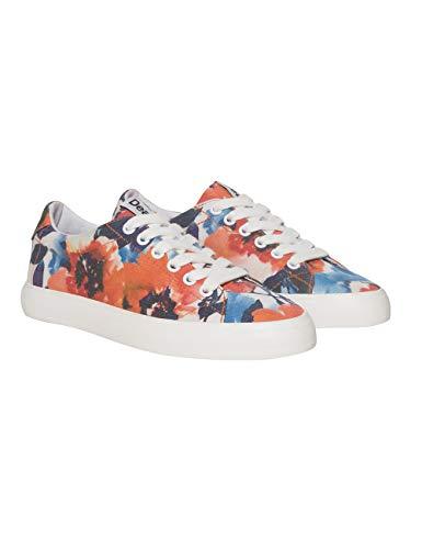 Desigual Shoes (Sport), Zapatillas para Mujer (Blanco 1000), 40 EU