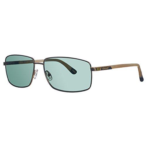 Gant GS7016GLD-2 Gafas de sol, Gold, 62 para Hombre