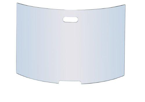 Funkenschutz aus gehärtetem Glas