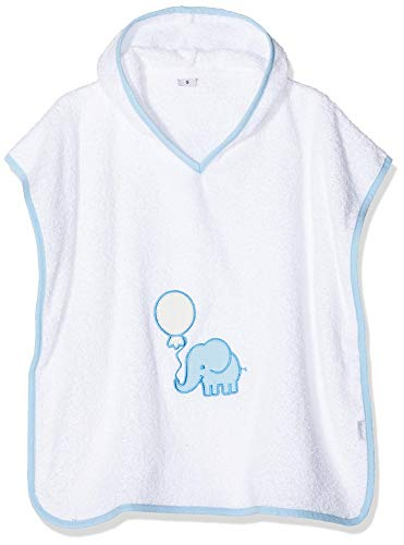 Frottee-Poncho Elefant