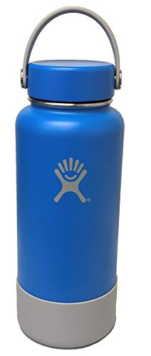 Price comparison product image Hydro Flask 32 oz Water Bottle - Stainless Steel & Vacuum Insulated - Wide Mouth with Leak Proof Flex Cap - Limited Edition Colors (Marlin)