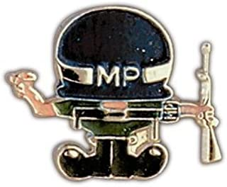 US Army Military Police Lapel Pin