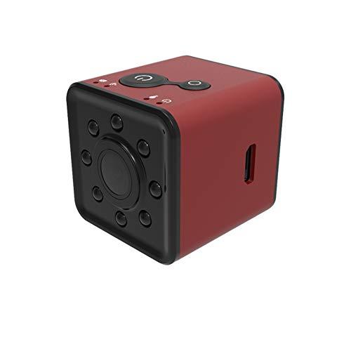 JZWX outdoor sport-fotografie, verborgen camera, nachtzicht, infrarood spaken, 155 graden supergroothoek, de fiets van de camera, Rood