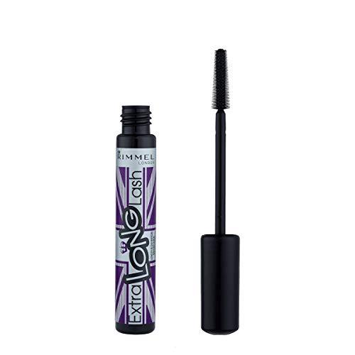 Rimmel - Mascara Extra Long Lash - Cils Allongés - Résultat Sans Paquet - 003 Extreme Black - 8ml