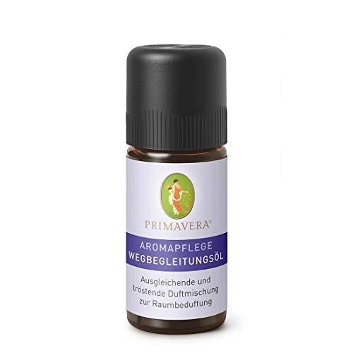 PRIMAVERA Aromapflege Wegbegleitungsöl 10 ml - Aromaöl, Duftöl, Aromatherapie, ätherische Öle - Raumduft für Duftlampen, Diffuser - zur seelischen Begleitung - vegan