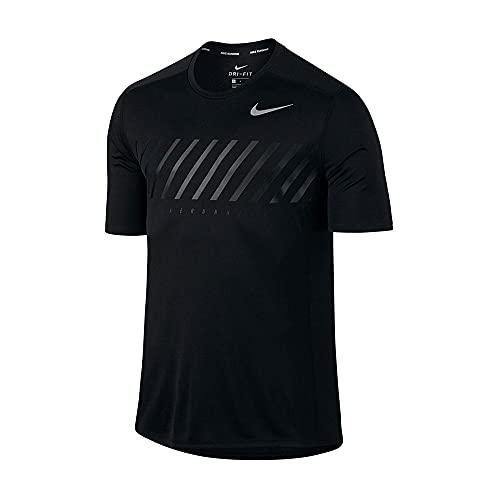 Camiseta Dry FIT Miler Negro