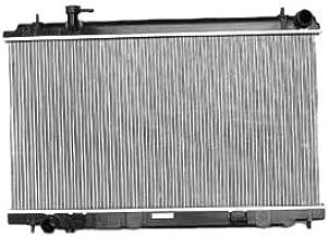 TYC 2577 Nissan 350Z 1-Row Plastic Aluminum Replacement Radiator