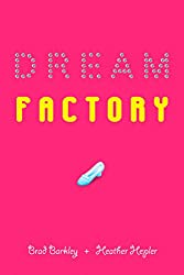 book cover of Dream Factory - books set in Orlando