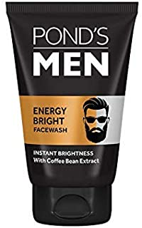 Pond's Men's Energy Bright Face Wash, 100g
