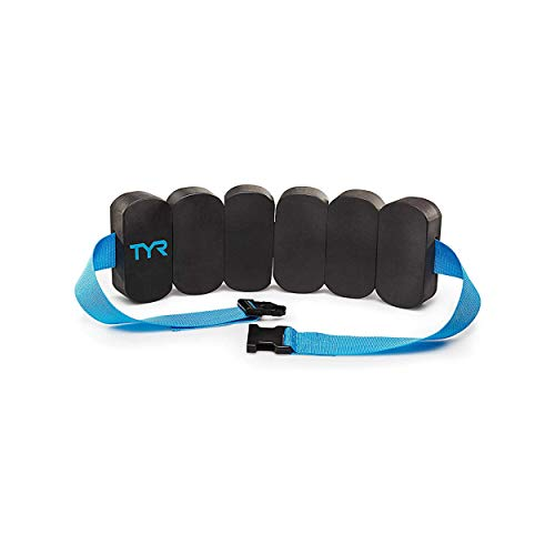 TYR Aquatic Floatation Belt, One Size