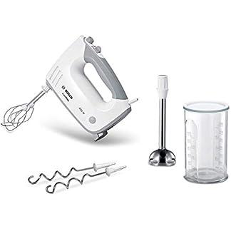 Bosch-MFQ36470-Handrhrer-Ergomixx-Edelstahl-Mixfuss-Mixbecher-450-Watt-weiss-grau