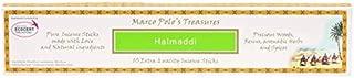 Marco Polo's Treasures Halmadi Incense Sticks, Halmadi, Pack of 10