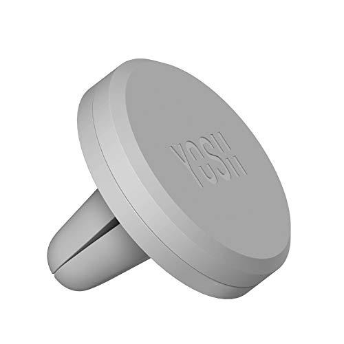 YOSH Supporto Cellulare Auto Magnetico Calamita per Cellulare Auto, Universale porta celluare da auto per iPhone 12 11 Pro Max XR X 8 Samsung Galaxy Xiaomi Redmi e Altro Smartphone o Dispositivo GPS