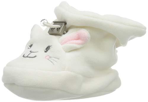 Sterntaler Mädchen Baby-Schuh First Walker Shoe, Ecru, 18 EU