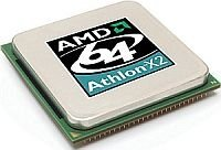 AMD Athlon 64 X2 3800 + 2 GHz 0.512 MB L2 Processor – Prozessoren (AMD Athlon X2, 2 GHz, Socket AM2, 90 nm, 3800 +, 64-Bit)