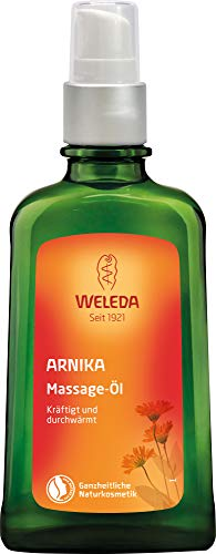 Weleda Bio Arnika Massage-Öl (2 x 100 ml)