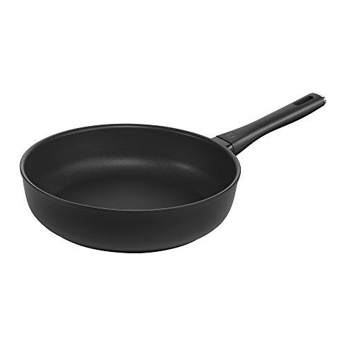 "ZWILLING J.A. Henckels Zwilling ja henckels 66290-286 madura aluminum deep fry pan, 11"", black, 5 Pound"